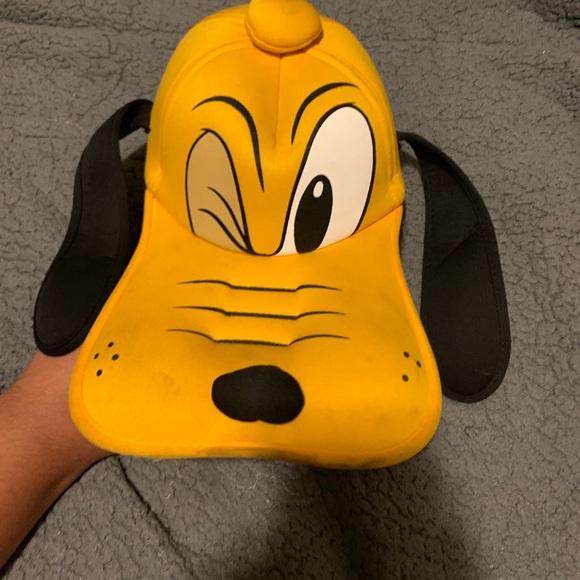 Pluto Disney hat